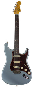 Fender Custom Shop Postmodern Stratocaster, Journeyman Relic, Faded Aged Blue Ice Metallic