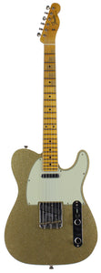 Fender Custom Shop Postmodern Journeyman Relic Tele - Gold Sparkle
