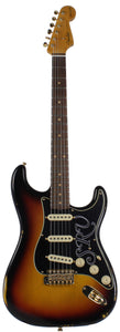 Fender Custom Shop Stevie Ray Vaughan Signature Stratocaster Relic
