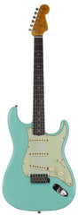 Fender Custom Shop Limited 59 Strat, Journeyman, Super Faded Sea Foam Green