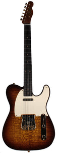 Fender Custom Shop Artisan Tamo Ash Telecaster - Chocolate Fade