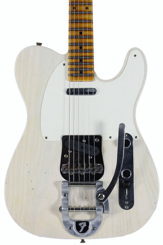 Fender Custom Shop LTD Twisted Tele Journeyman Relic, Aged White Blonde