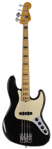 Fender American Ultra Jazz Bass, Maple, Texas Tea