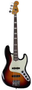 Fender American Ultra Jazz Bass, Rosewood, Ultraburst