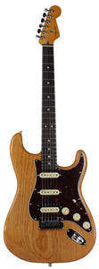 Fender American Ultra Stratocaster HSS, Rosewood, Aged Natural
