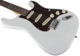 Fender American Ultra Stratocaster, Rosewood, Artic Pearl