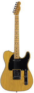 Fender American Ultra Telecaster, Maple, Butterscotch Blonde