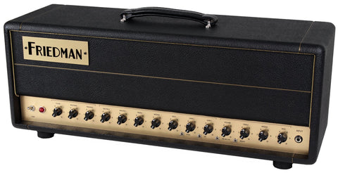 Friedman BE-50 Deluxe 3-channel 50-watt Tube Head