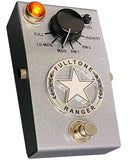 Fulltone Custom Shop Ranger Treble Boost Pedal