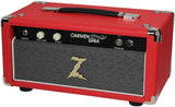 Dr. Z Carmen Ghia Head - Red w/ Salt & Pepper