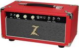 Dr. Z M12 Head - Red w/ Salt & Pepper Grill