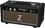 Dr. Z Carmen Ghia Head - Black / Tan