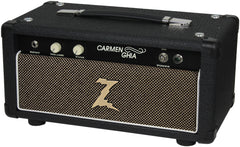 Dr. Z Carmen Ghia Head, Black, Tan Grille