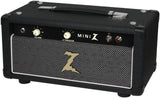 Dr. Z Mini-Z Head - Black - Salt / Pepper