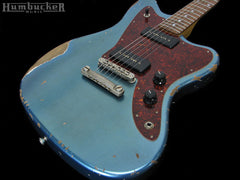 Fano JM6 Guitar - Lake Placid Blue