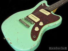 Fano JM6 Guitar - Surf Green / Tortoise Shell