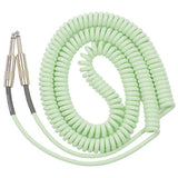 Lava Retro Coil Surf Green 20ft Guitar Cable