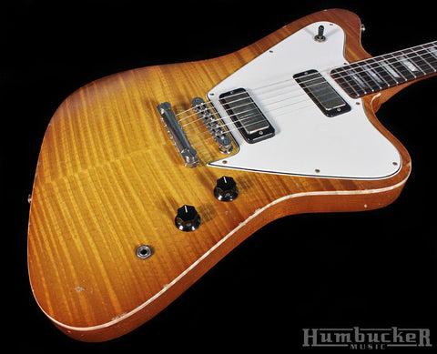 Fano PX6 Guitar in Faded Tea Burst w/ Flamed Maple Top
