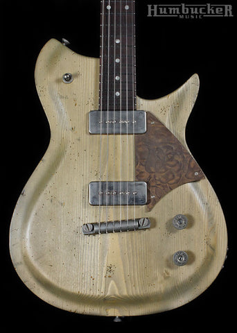 Fano RB6 Guitar - 200 Year Old Spruce - One of a kind!
