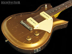 Fano RB6 Guitar in Gold