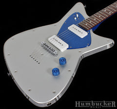 Fano Retrosphear Guitar in Earth Blue