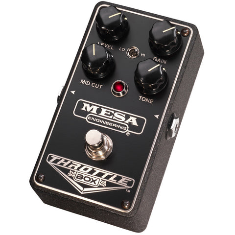 Mesa Boogie Throttle Box Gain Pedal
