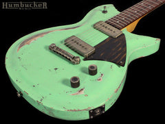 Fano RB6 Guitar in Surf Green