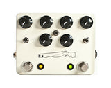JHS Double Barrel Dual Overdrive Pedal - Version 3