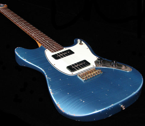 Fano MG6 in Lake Placid Blue