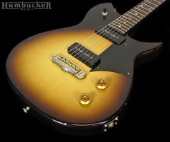 Fano RB6 guitar in TV Burst- Limited Edition 7 of 24