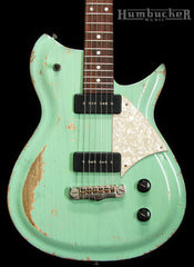 Fano RB6 Guitar  - Seafoam Green