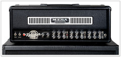 Mesa Boogie Triple Rectifier Head w/ Black Tolex Panel