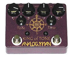 Analog Man King of Tone Pedal