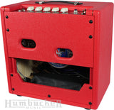_ Swart STR-Tremolo Amp in Custom Red