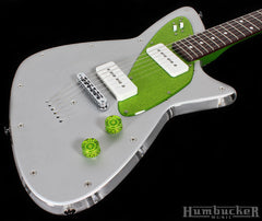 Fano Psonicsphear Guitar in Saturn Green