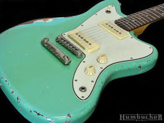 Fano JM6 Guitar in Seafoam Green