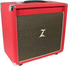 Dr. Z 1x10 Dual Speaker Cab - Red