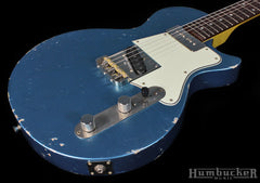 Fano SP6 Guitar in Lake Placid Blue