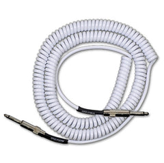 Lava Retro Coil White 20ft Guitar Cable