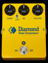 Diamond Bass Compressor Pedal