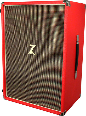 Dr. Z Z-Best 2x12 Cab - Red