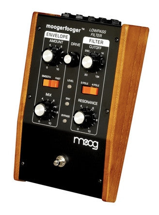 Moog MF-101 Moogerfooger Low Pass Filter - Humbucker Music