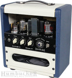 _ Swart Space Tone Atomic Jr. in Custom Ivory / Navy
