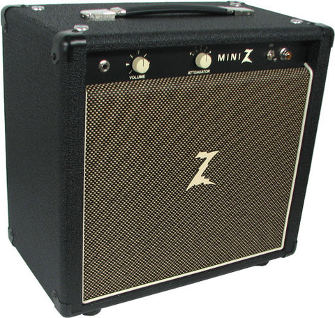 Dr. Z Mini-Z Combo - Black