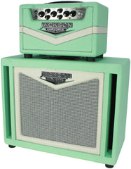 Jackson Ampworks Britain 30 Head & Cab - Surf Green