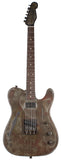 Trussart Deluxe Steelcaster Rust-O-Matic w/ TV Jones in Neck