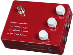 Klon KTR Overdrive Pedal - Limit 1 Per Person