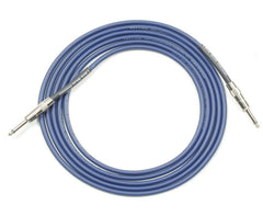 Lava Blue Demon 12 ft Straight to Straight Guitar Cable