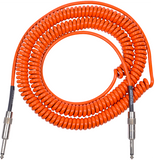 Lava Retro Coil Orange 20ft Guitar Cable