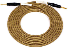 Lava Vintage ELC Tweed 12ft Straight/Straight Guitar Cable